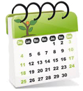 calendario de recoleccion
